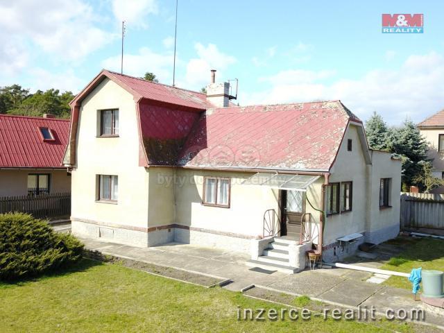 Prodej, rodinný dům, Hradištko