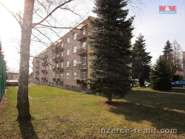 Prodej, byt 3+1 s garáží, Rychnov nad Kněžnou