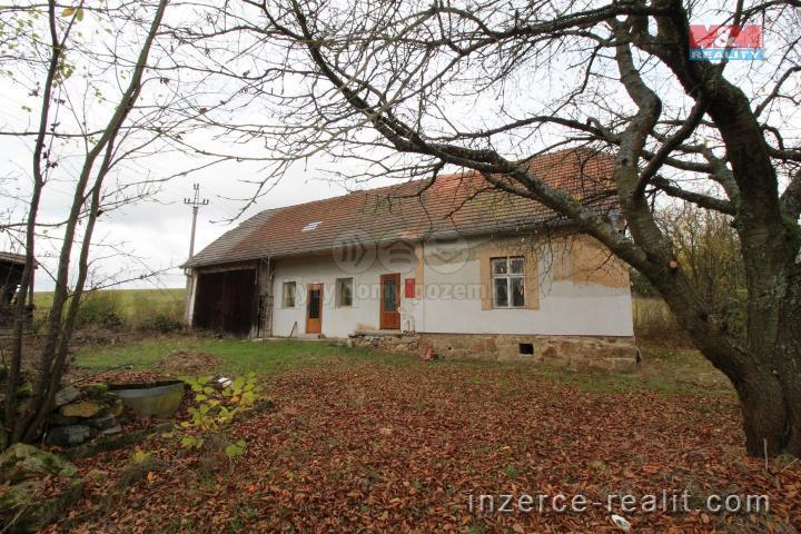 Prodej, chalupa, 1103 m2, Osobovy - Měčín