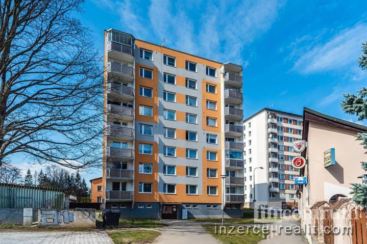 Prodej bytu 3+1 73 m2 Na Hliništi, Jihlava