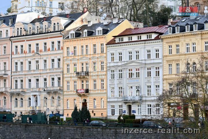 Prodej, byt 1+1, 49 m², Karlovy Vary, ul. Zahradní