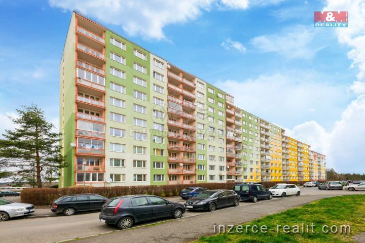 Prodej, byt 2+1, 62 m2, Plzeň - Skvrňany, ul. Lábkova