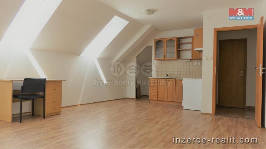 Pronájem, byt 2+kk, 44 m², Příbram, ul. Rožmitálská