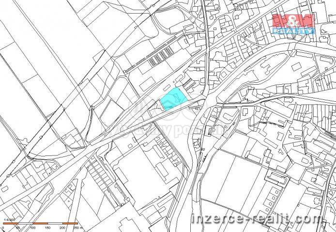 Prodej, pozemek, 3936 m², Vamberk