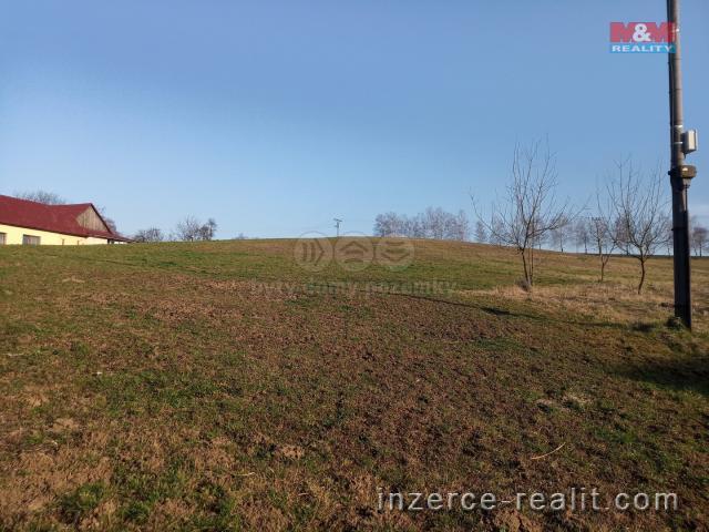 Prodej, pozemek k bydlení, 1000 m2, Ústí