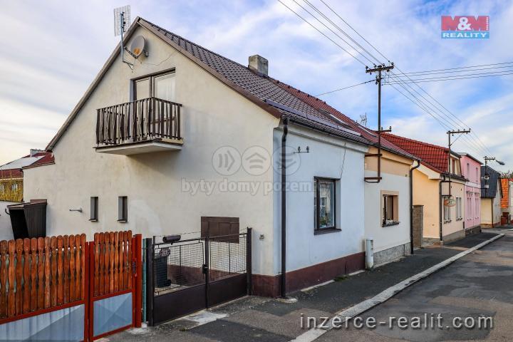 Prodej, rodinný dům, 77 m2, Rokycany