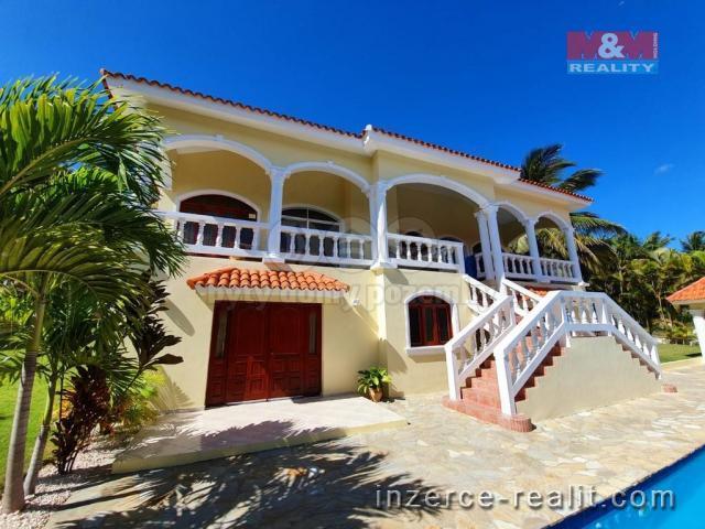 Prodej, vila - apartmánový dům, Dominikánská republika