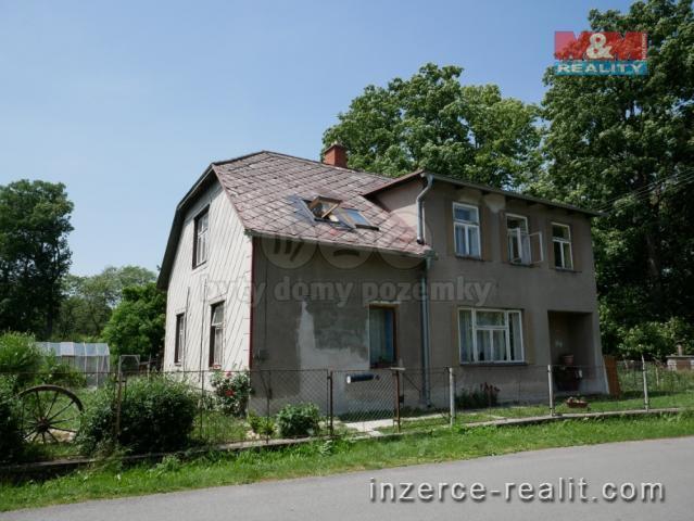 Prodej, rodinný dům, Slatina nad Zdobnicí