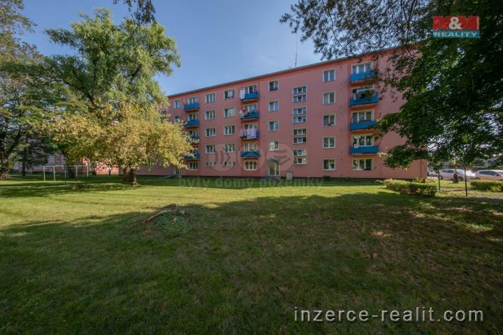 Pronájem, byt 3+1, 65 m², Přerov, ul. Tománkova
