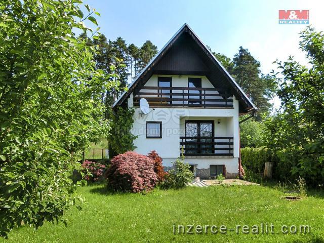 Prodej, chata, 90 m², Planá nad Lužnicí, ul. Ve Stržném