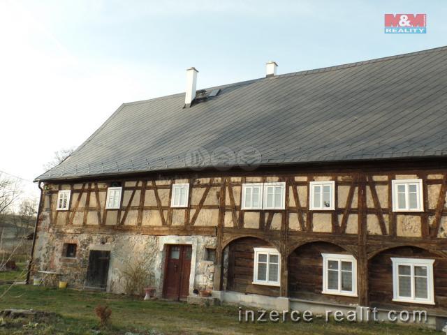 Prodej, rodinný dům, 4252 m², Bulovka-Arnoltice