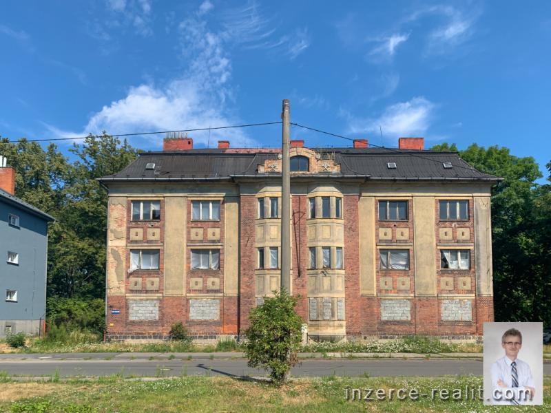Prodej Bytový dům, Ostrava, Přívoz
