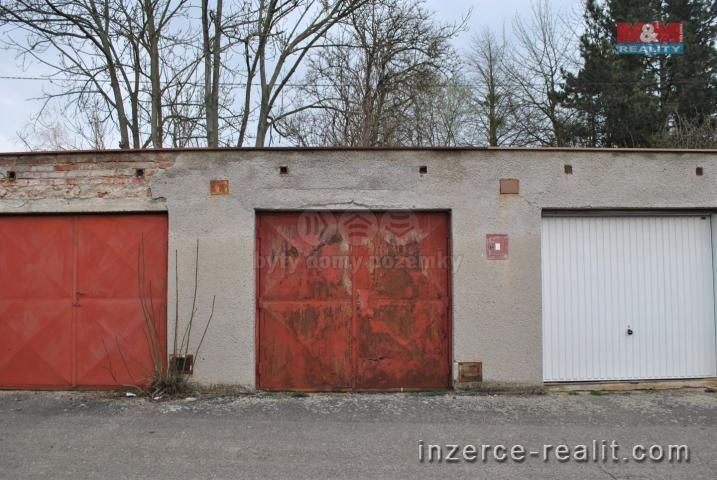 Prodej, garáž, Rychnov nad Kněžnou, ul. Soukenická