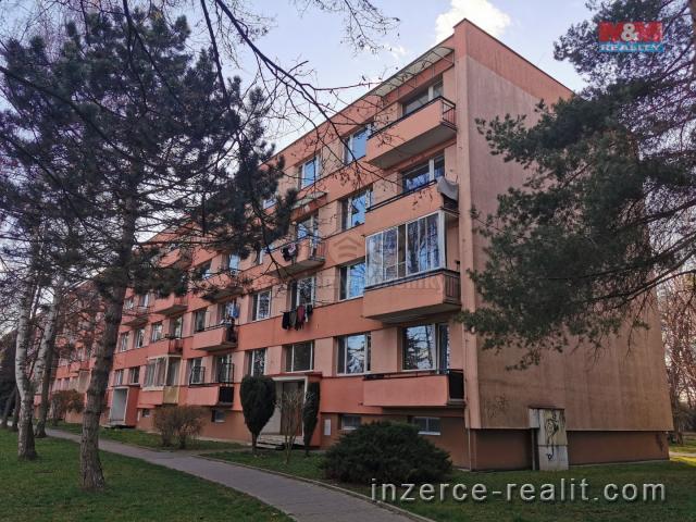Prodej, byt 2+1, Přerov, ul. Sokolská