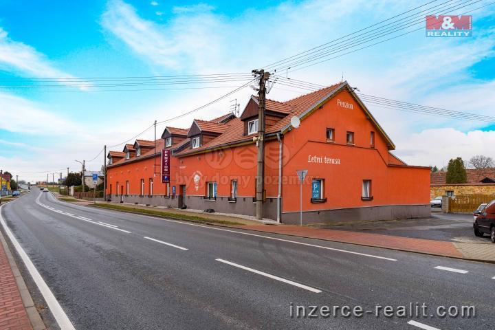 Prodej, penzion, 1587 m², Horní Lukavice