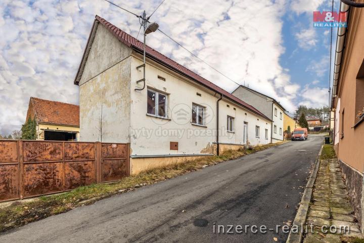 Prodej, rodinný dům, 120 m², Staňkov, ul. Vyšehradská