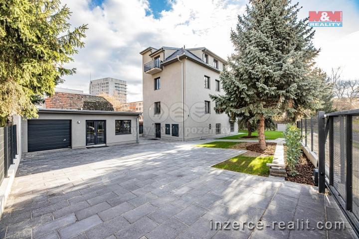 Pronájem, nájemní dům, 321m², Praha 10, ul.Květnická