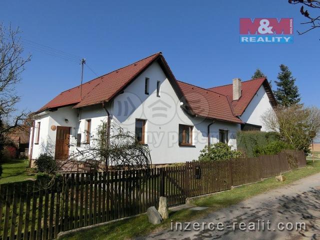 Prodej, rodinný dům, 126 m², Boršov