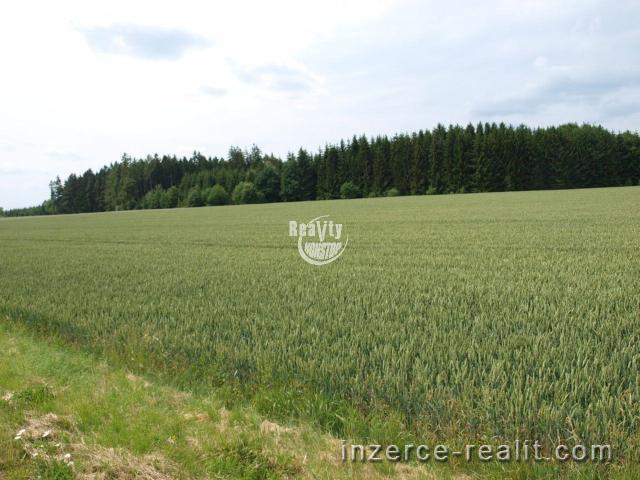 Nabízíme k prodeji ideální polovinu zemědělských pozemků v k.ú. Batelov na Vysočině