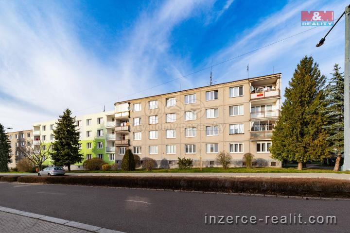 Prodej, byt 2+1, OV, 53 m², Hrádek, ul. 1. máje
