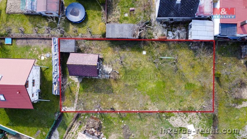 Prodej, zahrada, 400 m², Klatovy, ul. Rozhrání I