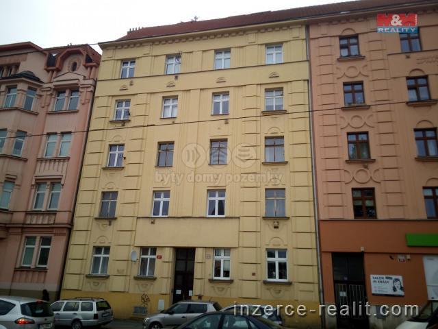 Pronájem, byt 2+1, 58m2, Plzeň, ul. Klatovská