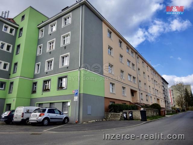 Prodej, byt 1+1, 47 m2, Karlovy Vary, ul. Rohová