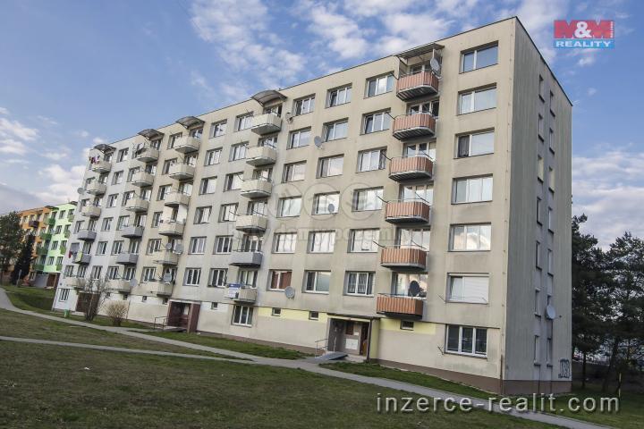 Pronájem, byt 1+1, Jindřichův Hradec, ul. sídliště Vajgar