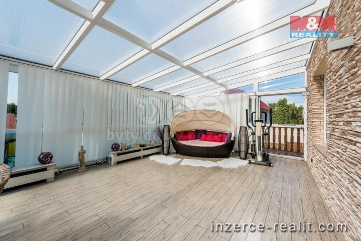 Prodej, rodinný dům, 564 m2, Podbořany, ul. Cyrila/Metoděje