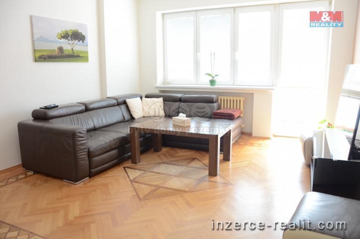 Pronájem, byt 3+1, 88 m², Ostrava, ul. Kpt. Vajdy