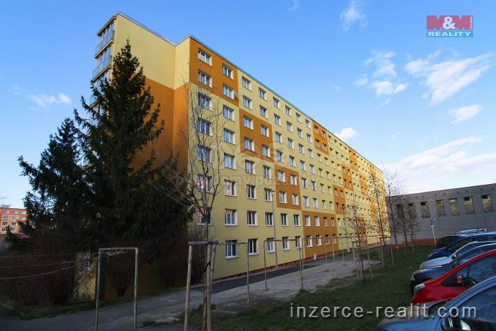 Pronájem, byt 2+1, 50 m², Plzeň, ul. Macháčkova