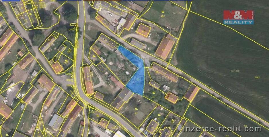 Prodej, zahrada, Jarov ,783m2