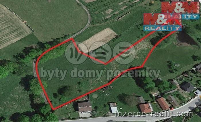 Prodej, louka, 9979 m², Olešnice