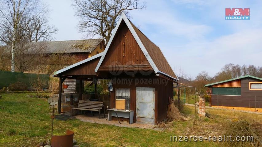 Prodej, zahrada, 680 m², Jívka