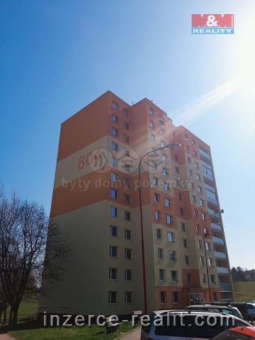 Pronájem, byt 2+kk, 43 m², Kolín, ul. Želivského