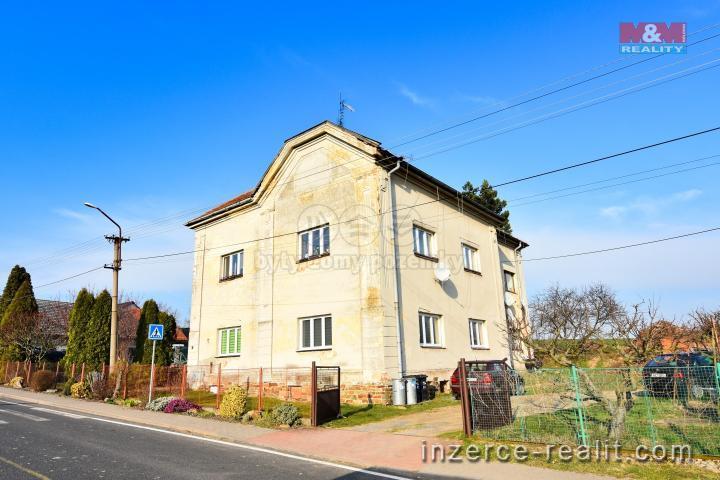 Prodej, byt 3+1, 92 m², Barchovice, zahrada