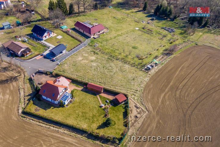 Prodej, pozemek k bydlení, 1 484 m2, Únětice