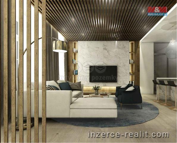 Prodej, byt 5+kk, 260 m², Praha, ul. U půjčovny