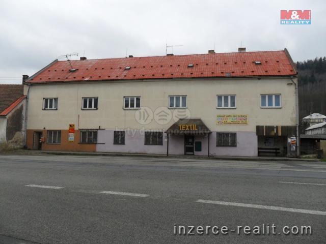 Prodej, nájemní dům, 2141 m², Brněnec