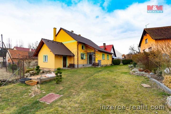 Prodej, rodinný dům, 3+1, 138 m2, Mířkov