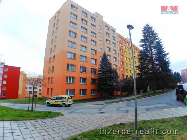 Pronájem, byt 3+1, 68 m2, Jindřichův Hradec, sídl. Vajgar