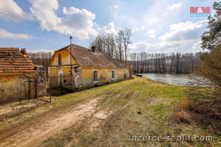 Prodej, zemědělský komplex, 720 m², Blatenka