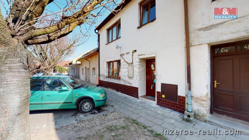 Prodej, rodinný dům, Kojetín, ul. náměstí Svobody