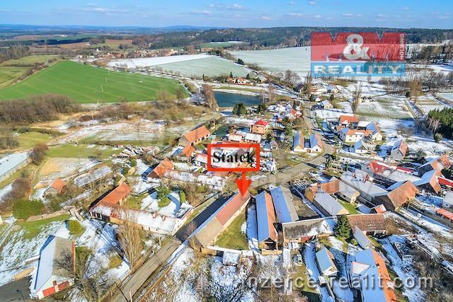Prodej, chalupa, 132 m², Čechtice, Nakvasovice