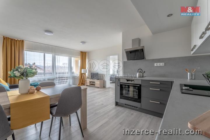 Prodej, byt 3+kk, 80 m², Liberec, ul. Mošnova