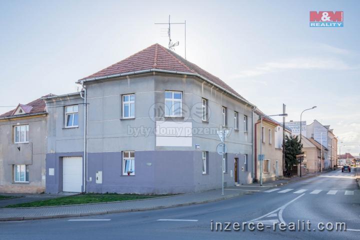 Prodej, nájemní dům, 130 m², Libochovice, ul. Riegrova