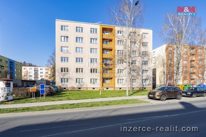 Prodej, byt 2+1, 56 m², Klatovy, ul. Pod Koníčky