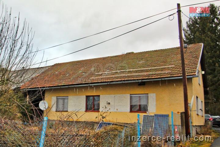Pronájem, rodinný dům, 595 m², Česká Kubice