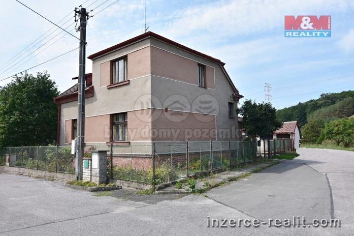 Prodej, rodinný dům, Nová Ves u Bakova