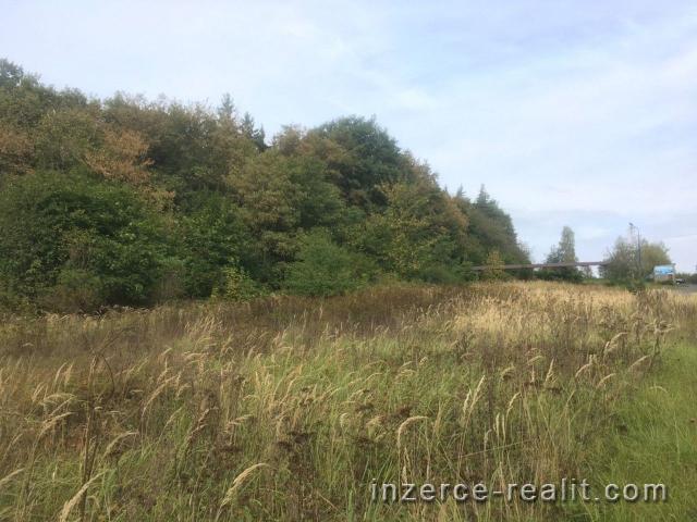 Prodej pozemků o celkové výměře 9.178 m2, Příbram - Brod